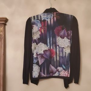 Ted Baker Open knit Cardigan Size M